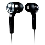 PHILIPS In Ear Phone [SHE 8500/98] - Black - Earphone Ear Monitor / Iem